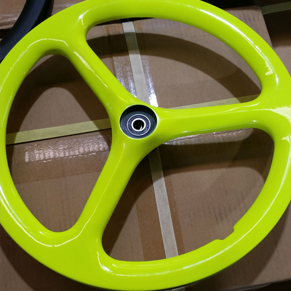 CARBON WHEEL Set 2 (YELLOW) limited #