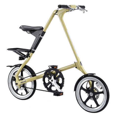 STRiDA LT Mustard