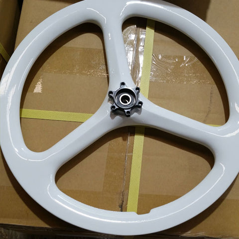 CARBON WHEEL Set 2  (WHITE) limited #