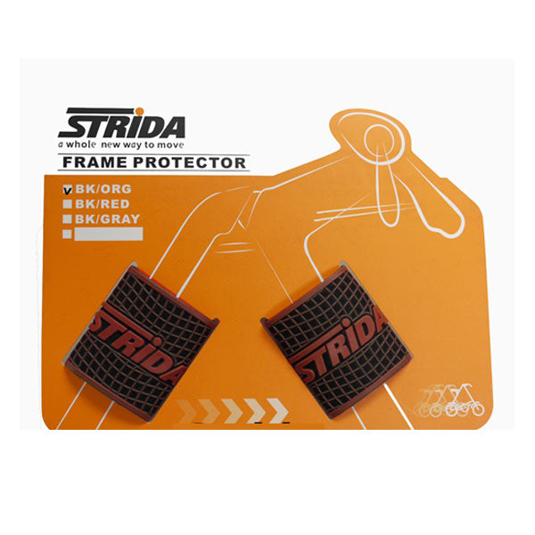 Part (ST-FP-003) STRiDA Frame Protector - Red-Black-Grey