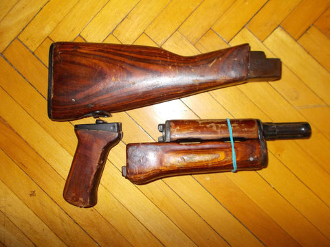 Russian TULA Laminate AK Stock Sets
