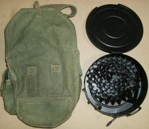 RPD Drum, Carry Pouch and Two (2) 50 Link Belt Set