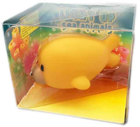 Rittle Seal, Cute Floating Light-up Bath Toy