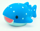 Rittle Whale Shark, Cute Floating Light-up Bath Toy