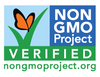 Project Verified NON-GMO | Organic Dark Chocolate Chips