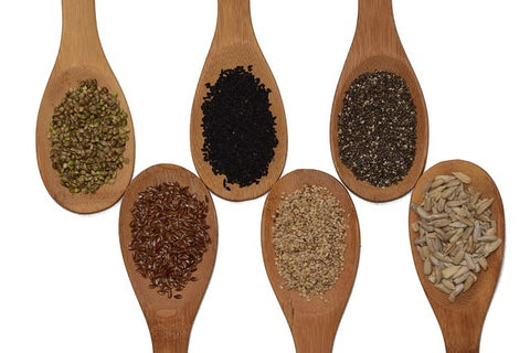 Types of Seeds | Seeds Image