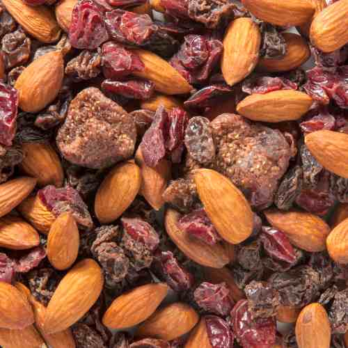 Almond Energy Trail Mix | Woodstock Farms