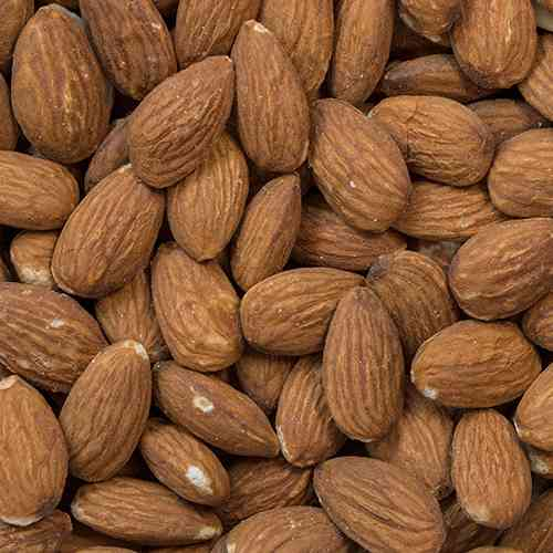 Roasted Almonds (Salted) | Woodstock Farms