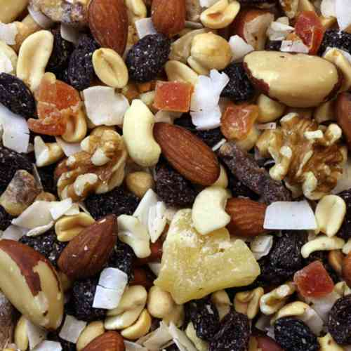 Athlete's Trail Mix | Woodstock Farms