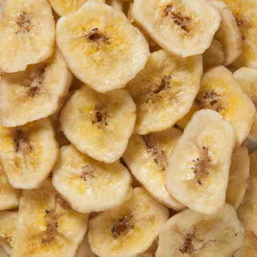 Banana Chips Unsweetened | Woodstock Farms