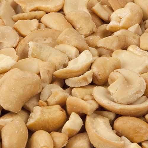 Cashew Pieces Roasted Unsalted | Woodstock Farms
