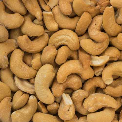 Cashews Roasted and Salted | Woodstock Farms