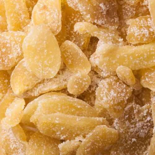 Crystallized Ginger Slices | Woodstock Farms
