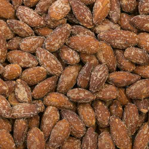 Hickory Smoked Almonds | Woodstock Farms
