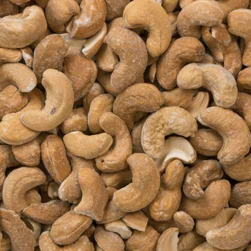 Organic Cashews Dry Roasted Salted | Woodstock Farms