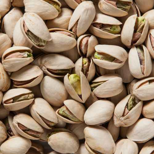 Organic Pistachios Roasted No Salt | Woodstock Farms