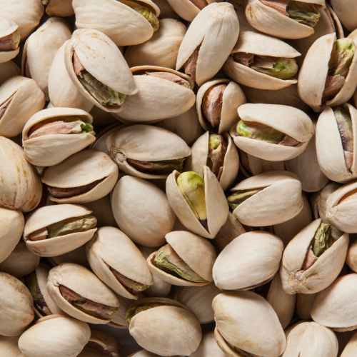 Organic Pistachios Roasted & Salted | Woodstock Farms