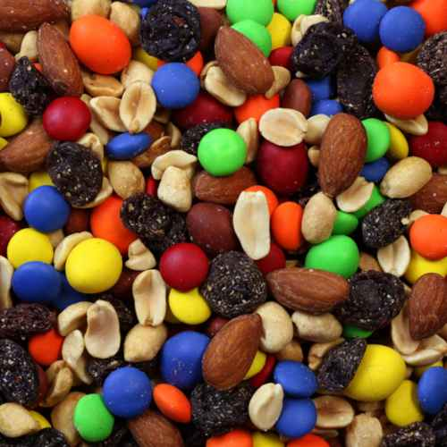 Rainbows End Trail Mix | Woodstock Farms