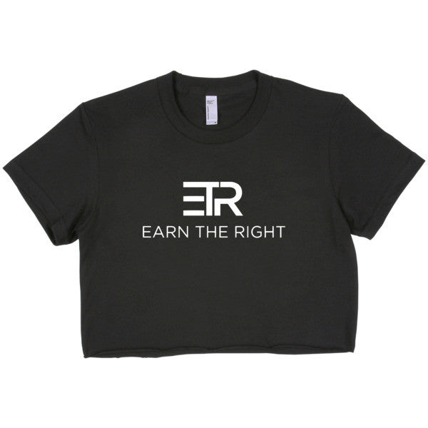 Women's ETR Performance Crop Top