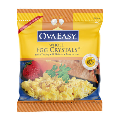 OvaEasy Whole Egg - 1.75lb (82 eggs)