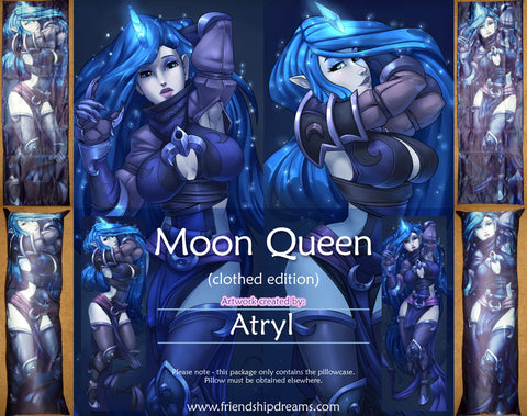 Moon Queen by Atryl