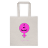 I will Decide - Tote bag