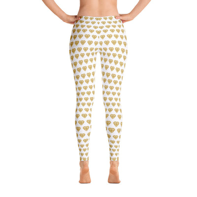 Golden Diamond - Leggings