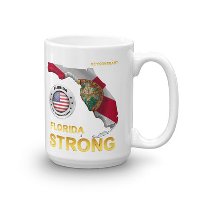 Florida Strong - Mug - All Proceeds will be Donated!