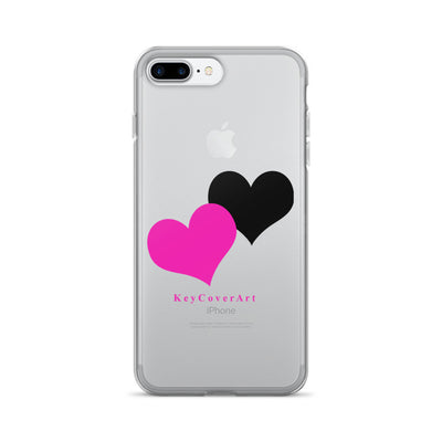 Pink Heart - iPhone 7/7 Plus Case