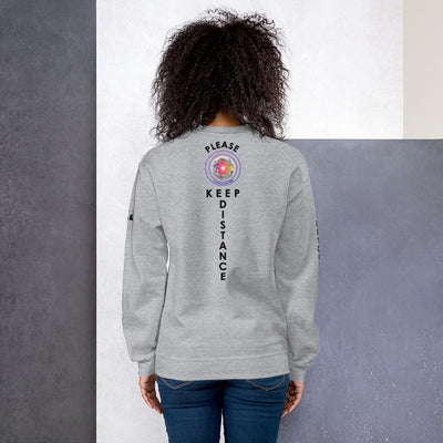 Keep Your Distance - Unisex Sweatshirt