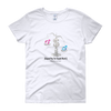 Equal Pay for Equal Work Women's short sleeve t-shirt