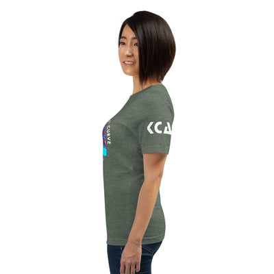 Flatten The Curve - Short-Sleeve Unisex T-Shirt