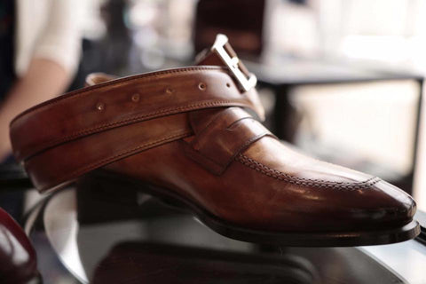 e33f84f6da6 Penny loafer is a steadfast symbol. – JustSoStyle