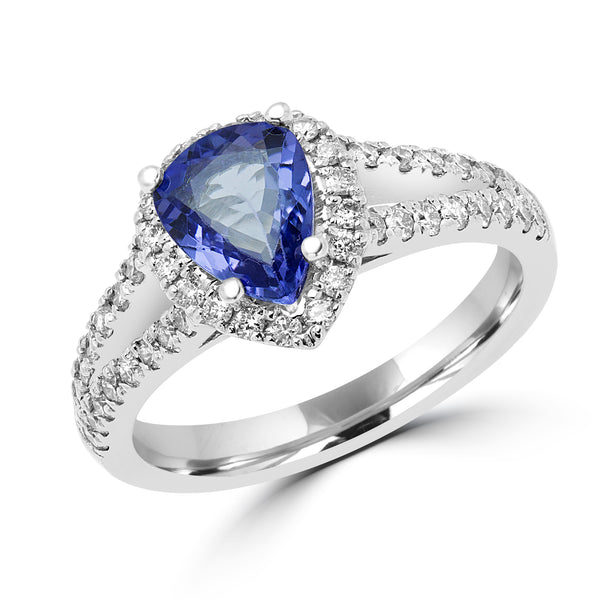 halo ring with diamonds. www.justsostyle.net