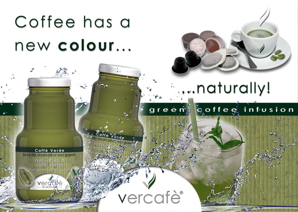 Vercafè Infusion - 6 bottles 200 ml.