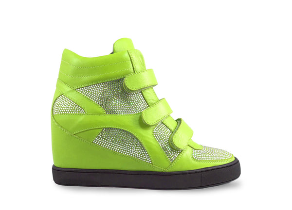 women's sneakers with crystals SWAROVSKI