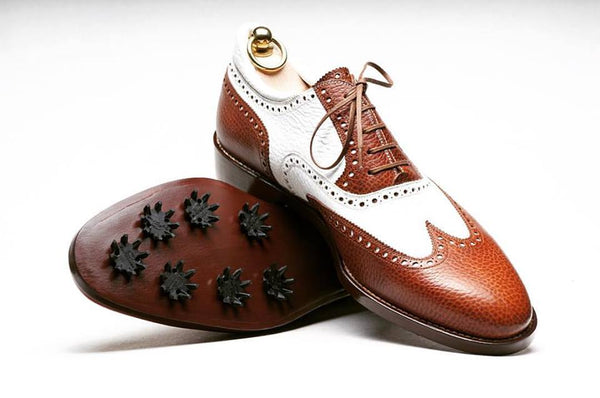 Golf shoes. www.justsostyle.net