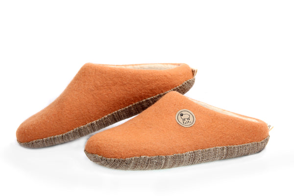 Super soft felted shoes from luxury Merino wool, from New Zealand. www.justsostyle.net