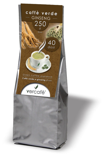 Vercafè Ginseng. Ground ~ 250g.