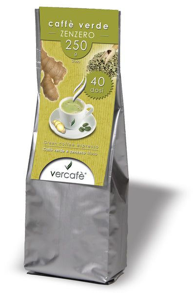 Vercafè Ginger. Ground ~ 250g.