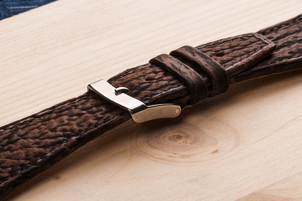 watch straps for Audemars Piquet from Shark skin.  www.justsostyle.net