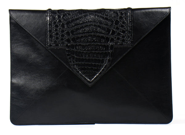 Allie Maxi Clutch - Kalamarie - JustSoStyle