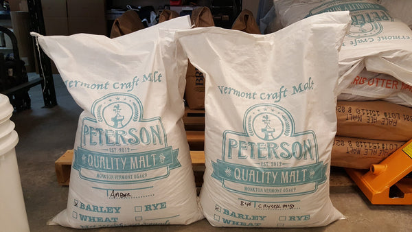 1st Republic Homebrew Shop has Peterson Quality Malts