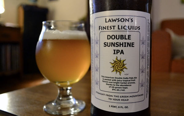 Lawson's Double Sunshine IPA Recipe By Sean Lawson