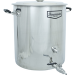 14 Gallon Brewmaster Stainless Steel Brew Kettle - Homebrew Supplies in Vermont