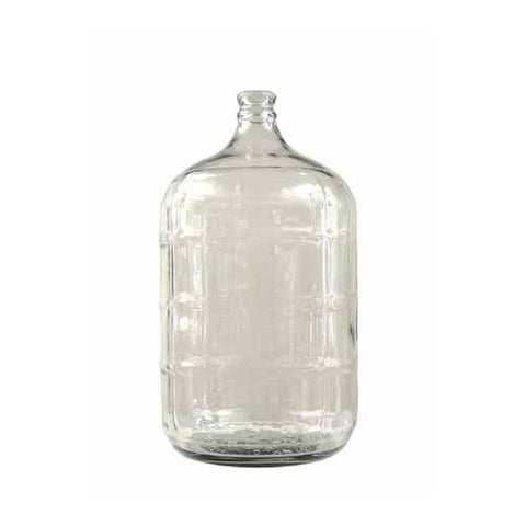 3 Gallon Italian Glass Carboy - Homebrew Supplies in Vermont