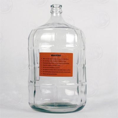 5 Gallon Italian Glass Carboy - Homebrew Supplies in Vermont