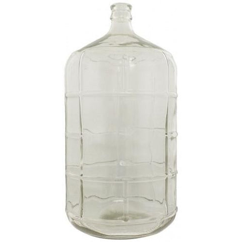 6 Gallon Italian Glass Carboy - Homebrew Supplies in Vermont
