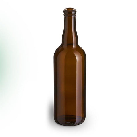 750ml Amber Belgian Beer Bottles - Case of 12 - Homebrew Supplies in Vermont