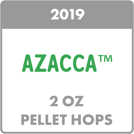 Azacca Hops, 2oz - 2019 Crop - Homebrew Supplies in Vermont